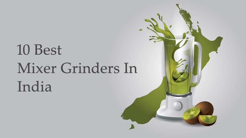 Image Credits: GrabOn. Best Mixer Grinder in India