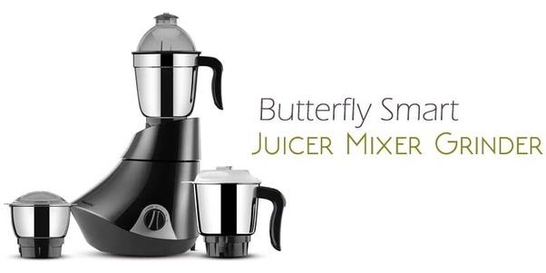 Butterfly Juicer Mixer Grinder. Best Mixer Grinder in India