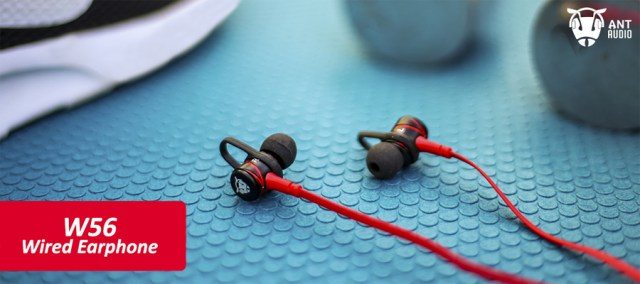 Best earphone under 500. Ant W56