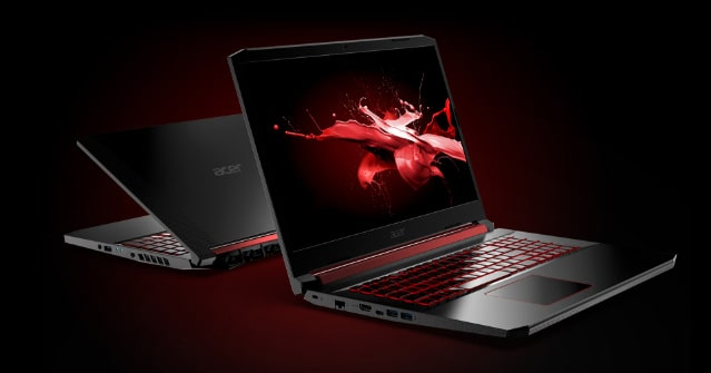Acery Best gaming laptop under 50000