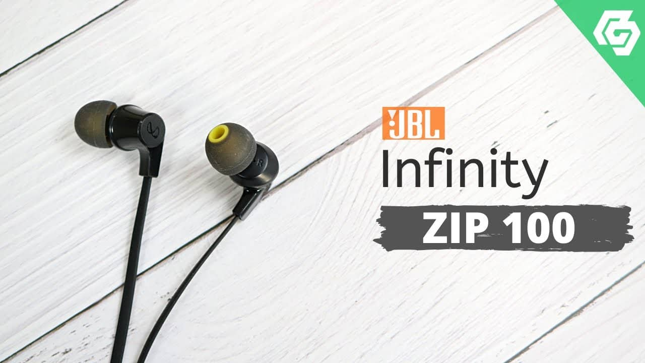 Infinity by JBl Zip 100 | Best Earphones Under 500