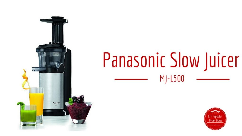 Panasonic Juicer. Best Juicer in India
