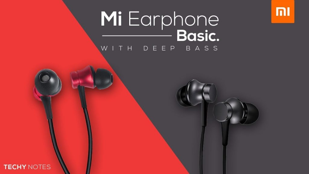 Mi Basic in ear Best earphone under 500