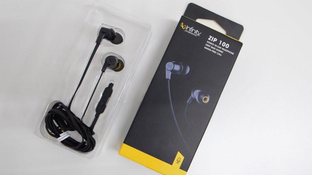 Infinity by JBL, best earphone under 500