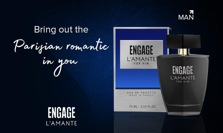 Engage Best Perfumes for Men in India