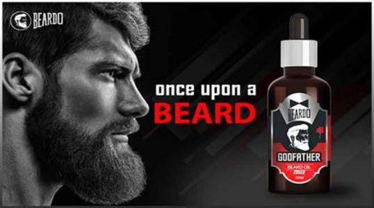 Beardo Beard Growth OIl . Best Beard Growing Oil