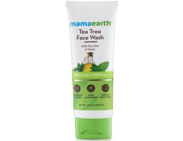 Mamearth Face wash for Oily Skin