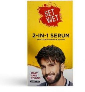 Set Wet Hair Serum | Best Hair Serum for Men