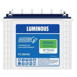 Luminous Inverter Battery | Best Inverter Battery