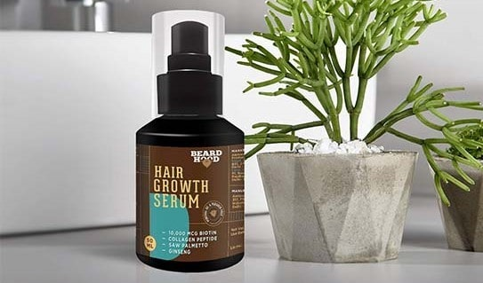 Beardhood | Best Hair Serum for Men