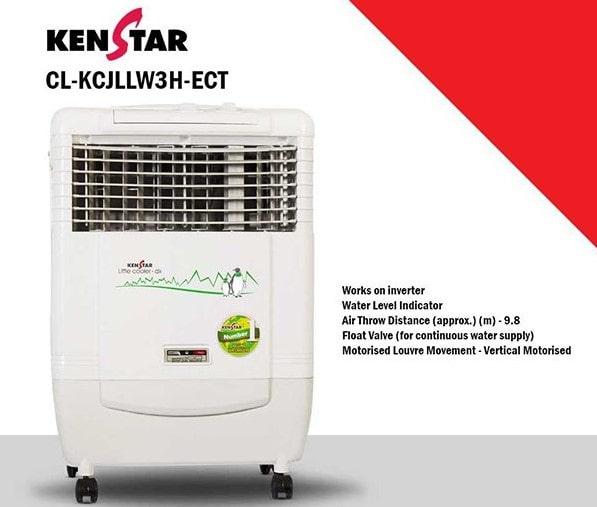 Kentstar Air Cooler. Best Air Coolers in India