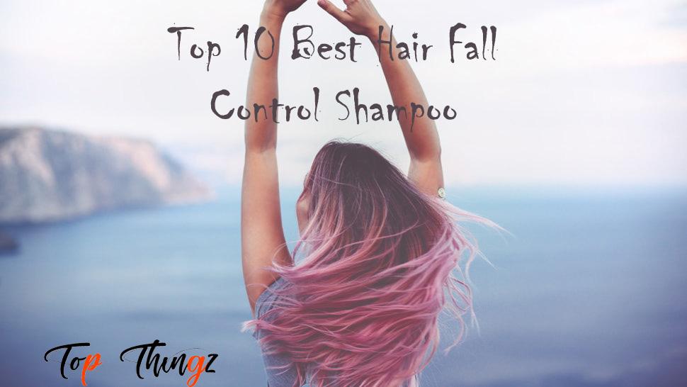 Best Hair Fall Control Shampoo
