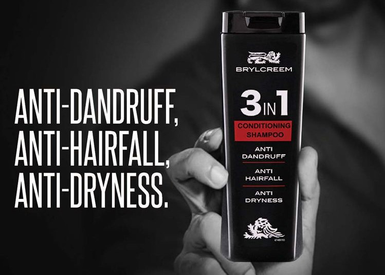 brylcreem- Best Hair Fall Control Shampoo