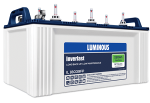 Luminous Inverter Battery | Best Inverter Battery