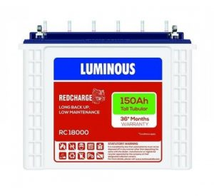 Luminous Inverter | Best Inverter Battery