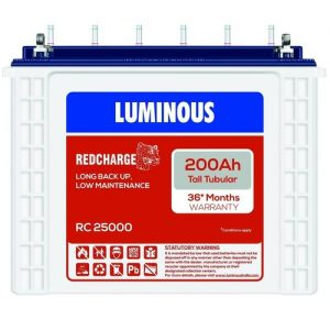 Luminous Battery | Best Inverter Battery
