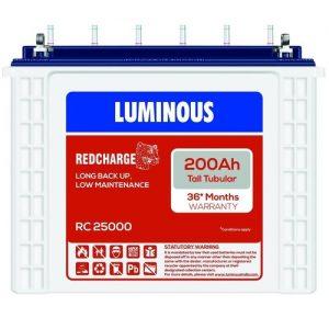 Luminous Battery | Best Inverter Battery