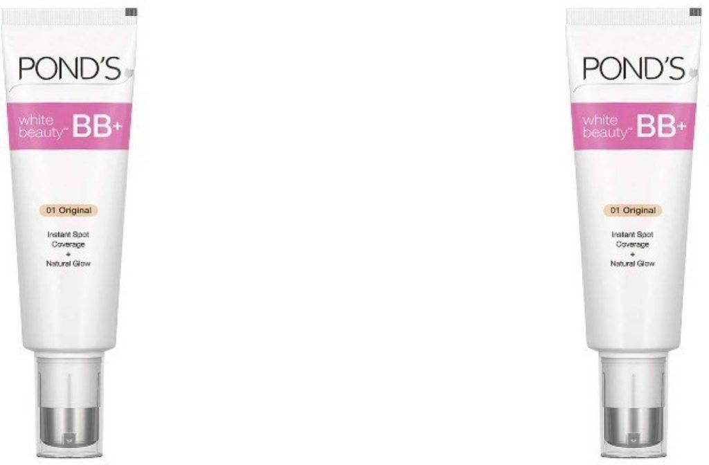 Ponds BB+ Cream | Best Summer Cream for Oily Skin