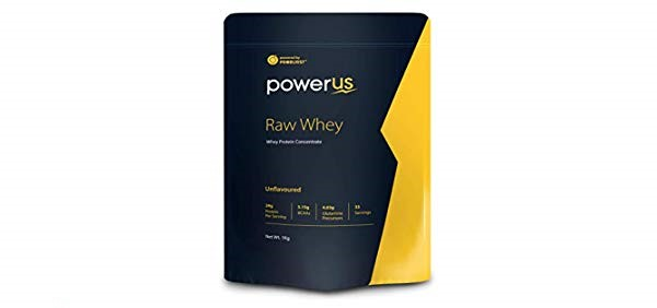 Powerus Whey Protein | Best Whey Protein in India