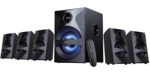 F&D F 3800X | Best Home Theatre Systems in India