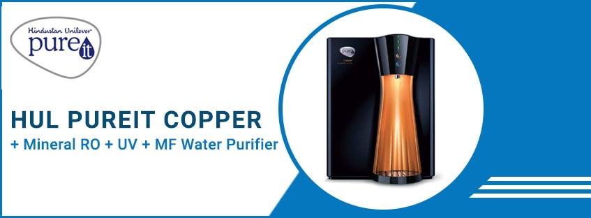 HUL Pureit Water Purifier | Best Water Purifier for Home