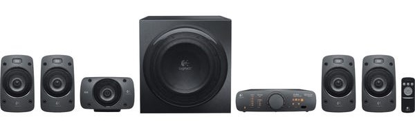 Logitech-Z906 | Best Home Theatre Systems in India