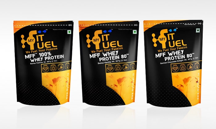 Myfitfuel Mff Whey Protein | Best Whey Protein in India