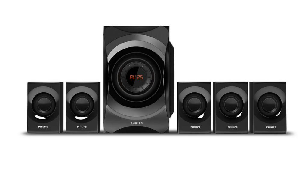 Phillips | Best Home Theatre Systems in India