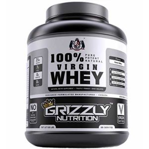 Grizzly Nutrition | Best Whey Protein in India