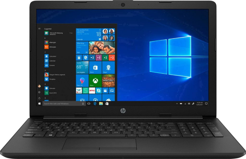 HP 15 Pentium Gold | Best Laptop Under 20000