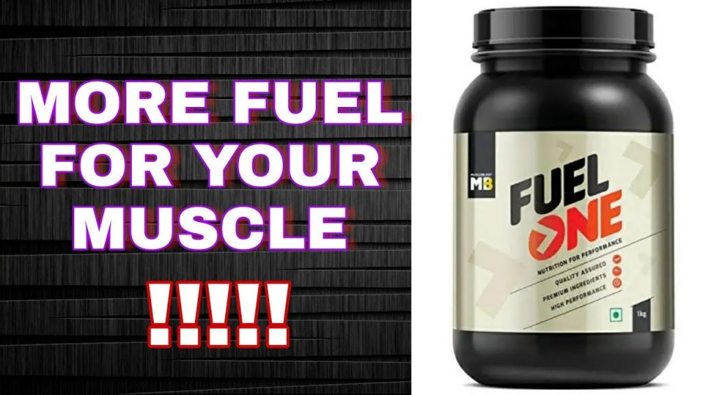 Muscleblaze Fuel One Whey | Best Whey Protein in India