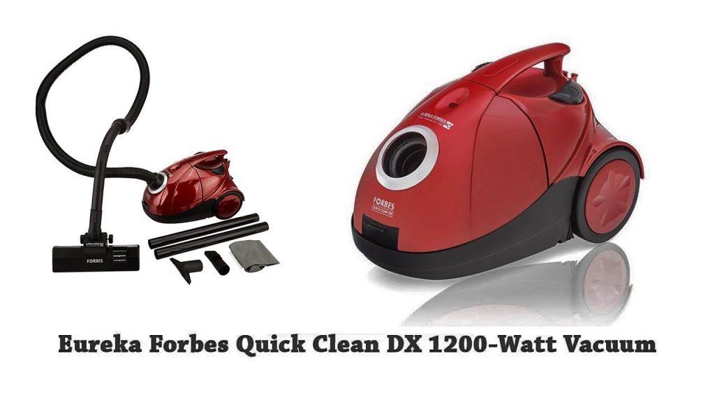Eureka Forbes Trendy Zip 1000-Watt Vacuum Cleaner  | Best Vacuum Cleaner in India