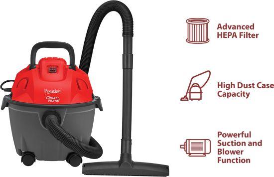 prestige-wet-and-dry-vacuum-cleaner | Best Vacuum Cleaner in India