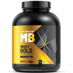 Muscleblaze Whey Isolate | Best Whey Protein in India