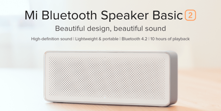 Mi Bluetooth Speaker | Best Bluetooth Speakers Under 2000