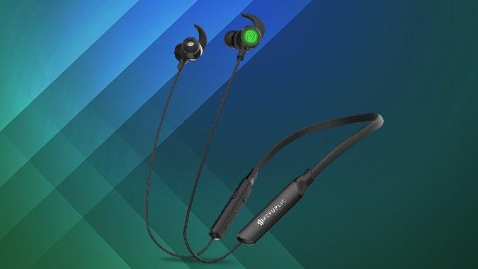 Nu Republic Wireless Earphones | Best Wireless Earphones Under 2000