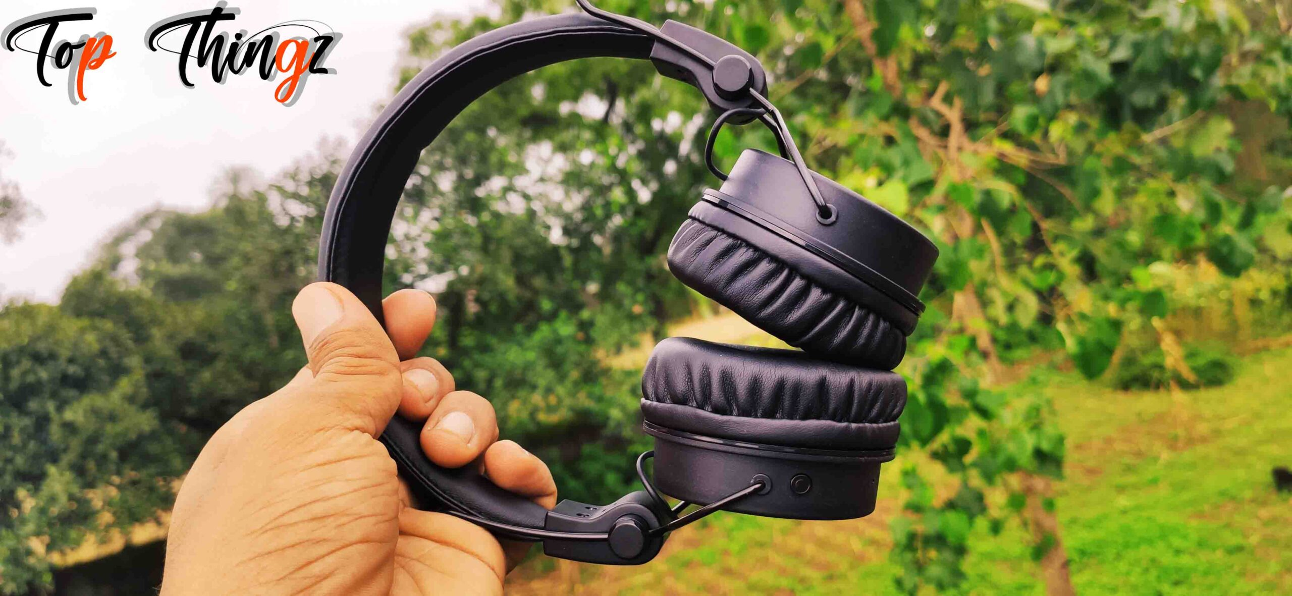 Agaro Fusion   Best Wireless Headphones Under 2000