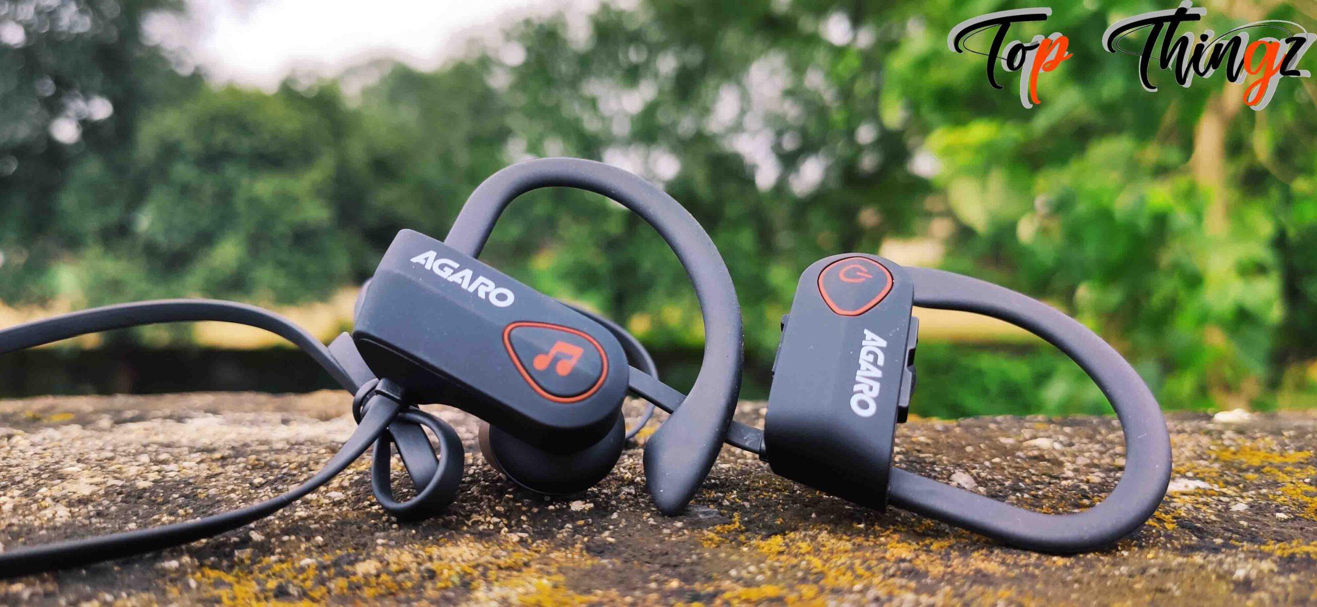 Agaro Sports | Best Wireless Earphones Under 2000