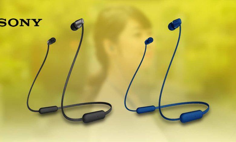 Sony WI-C200 | Best Wireless Earphones Under 2000