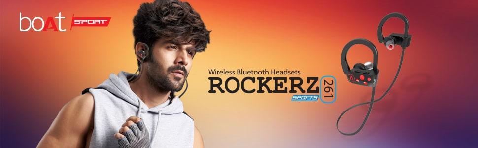 boAt Rockerz 261 | Best Wireless Earphones Under 2000