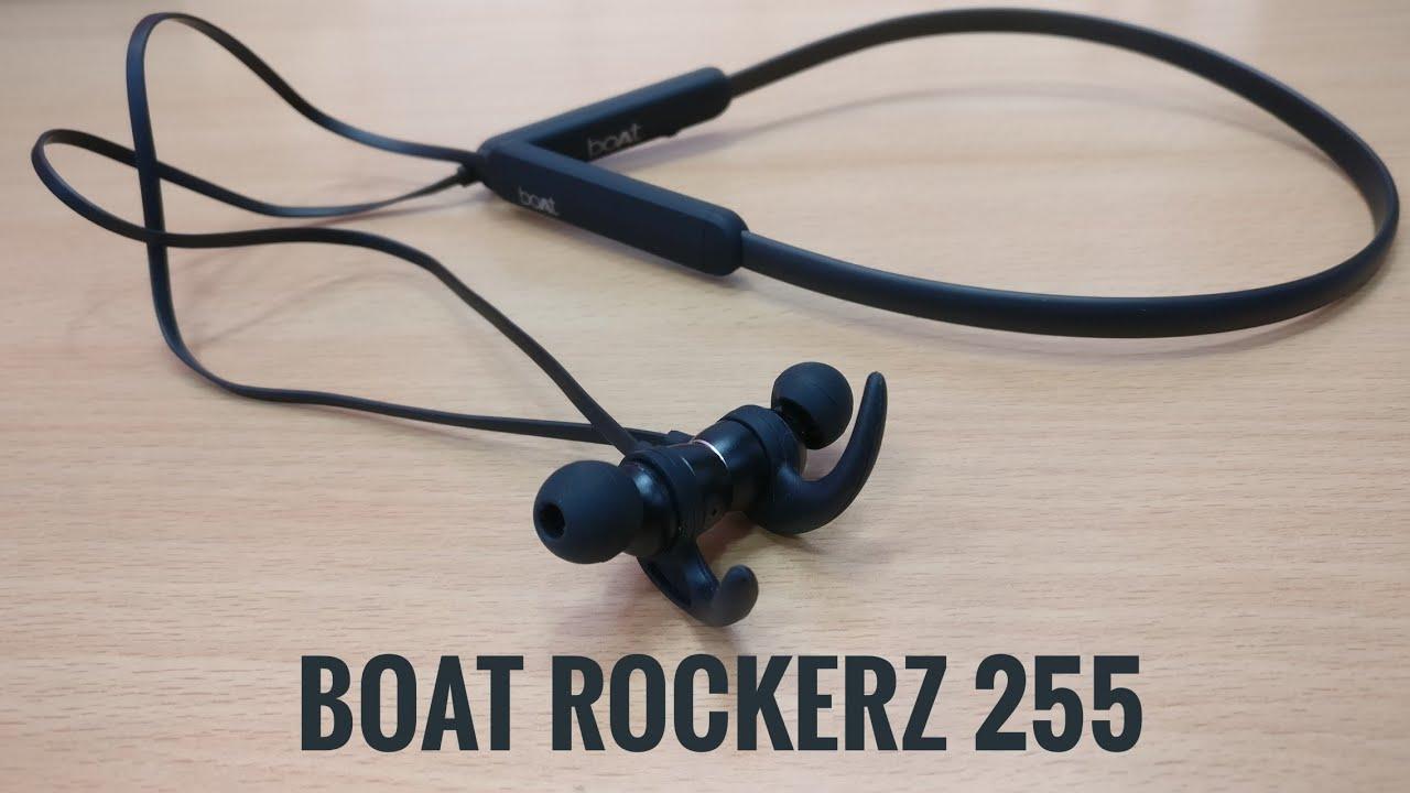 boAt Rockerz 255 | Best Wireless Earphones Under 2000