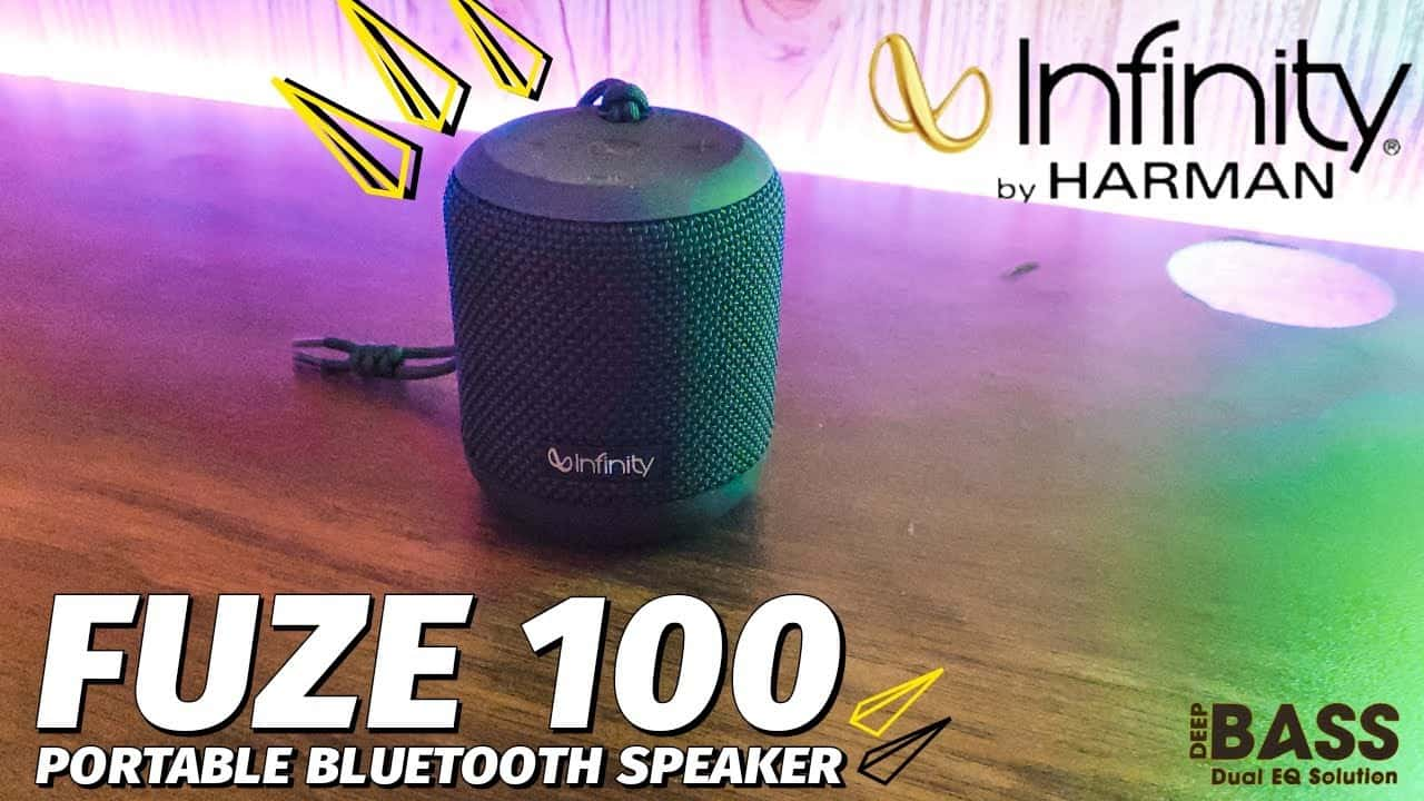 JBL Fuse 100 | Best Bluetooth Speakers Under 2000