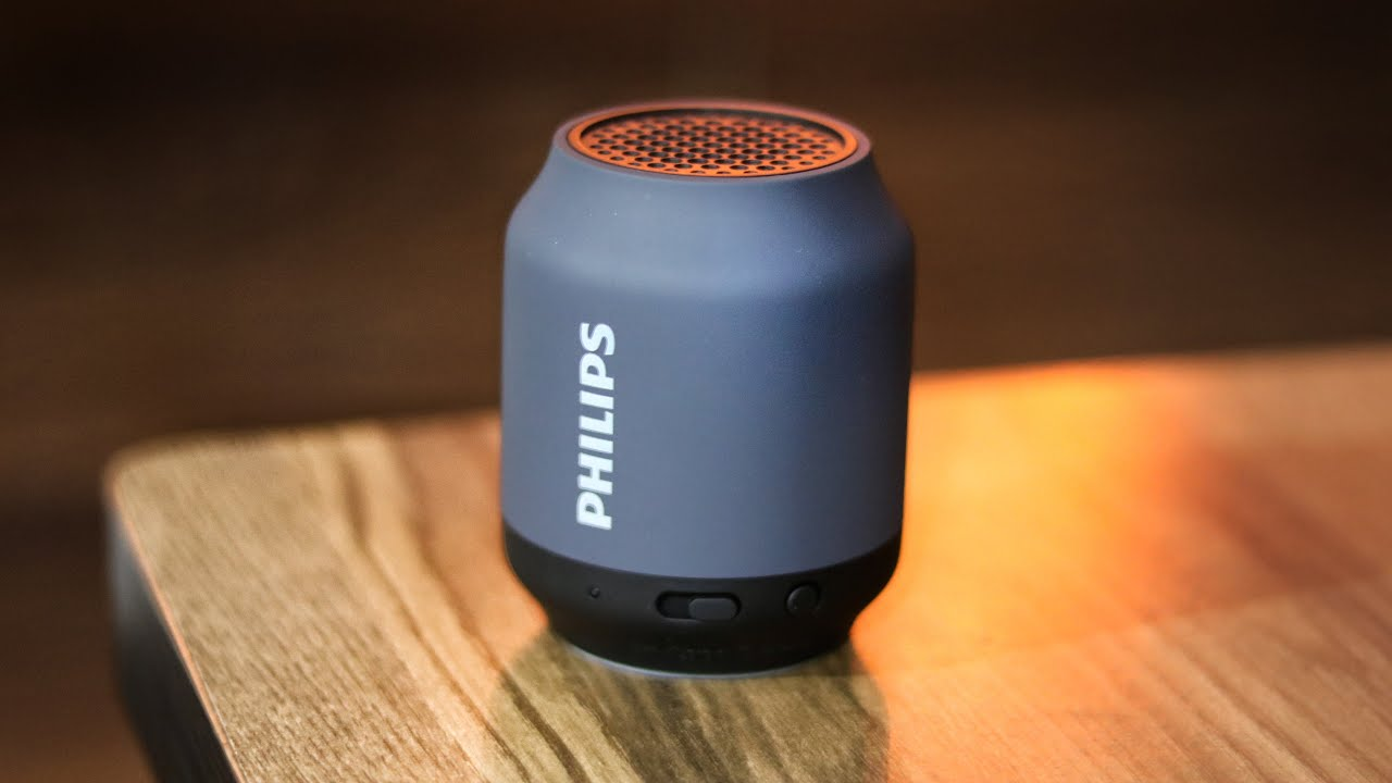 Philips BT50B | Best Bluetooth Speakers Under 2000