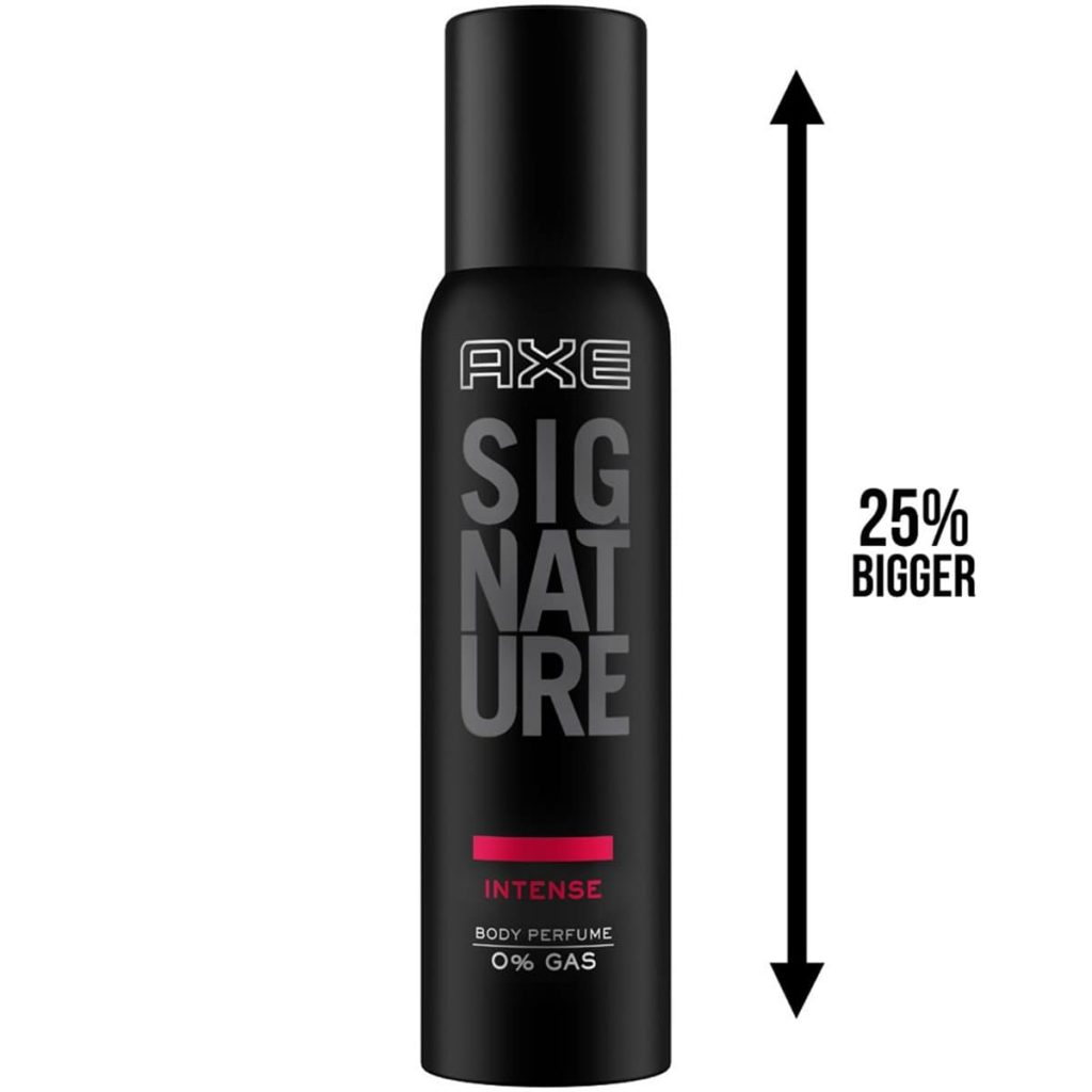 Axe Signature Intense | Best Deo for Men in India