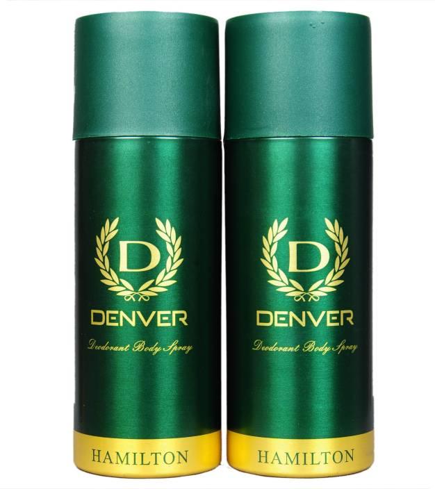 Denver Hamiltom   Best Deo for Men in India