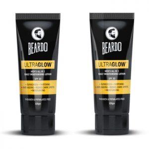 Beardo Face Lotion | Best Face Cream for Men