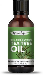 Aromatique Tea Tree Essential Oil | Best Tea Tree Oil in India