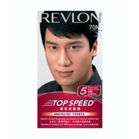Revlon Top Speed Man Natural Black | Best Hair Color for Men