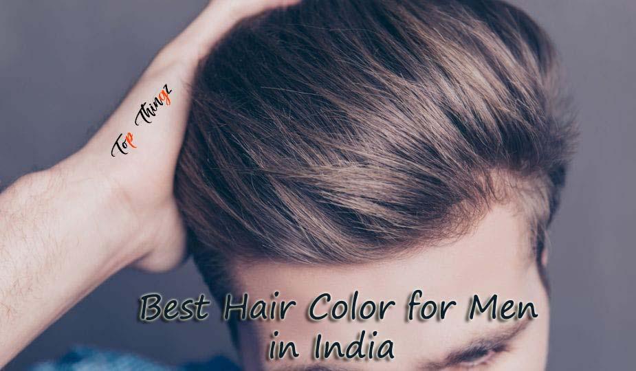 Best Hair Color for Men