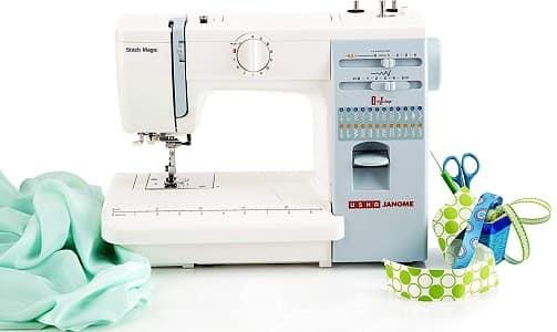 Usha Janome Automatic Stitch Magic Sewing Machine | Best Sewing Machine in India
